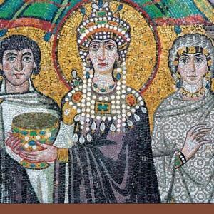 Tacuinum bizantino. Viaggio gastronomico nel Mediterraneo orientale.