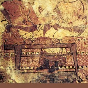 Tacuinum etrusco Itinerario d'archeologia gastronomica