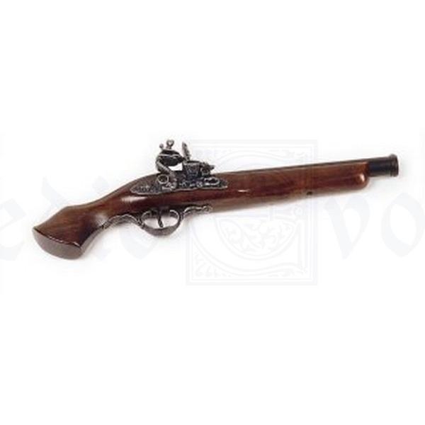 Pistola a Focile - sec XVII