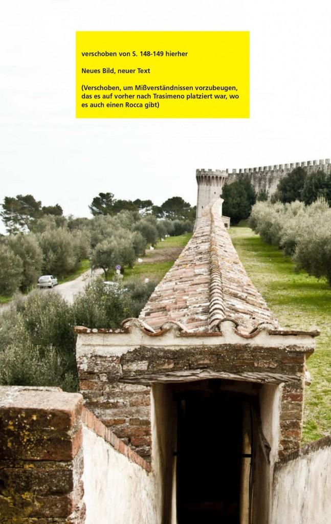 Rocca medievale castiglione del lago